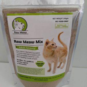 raw meow 1